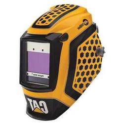 """Welding Helmet, CAT1st Edition, 2-3/8"""" MILLER ELECTRIC 28100"""