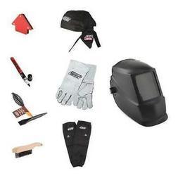 welding helmet kit universal plastic kh977