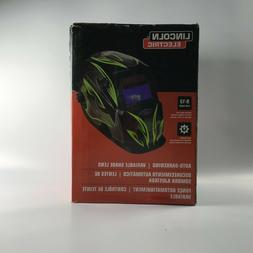 Lincoln Electric Welding Helmet Lightweight Auto Darkening V