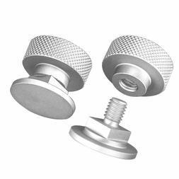 3mirrors Welding Hood  Helmet Fasteners Aluminum - 1 Pair