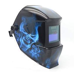 ATF Welding Mask,Solar Power Auto Darkening Welding Helmet