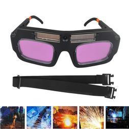 For Welding Welder Glasses Mask Solar Auto Darkening Welding