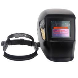 WS-109 Auto Darkening Welding Helmet Adjustable Light/Dark A