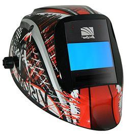 ArcOne X54VI-1523 Speedway Vision Welding Helmet with X5Vi F